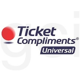 Ticket Compliments Universal Gift Voucher