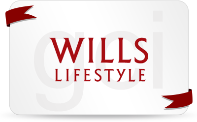 Wills Lifestyle Gift Voucher