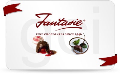 Fantasie Chocolates Gift Voucher