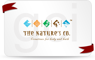 The Natures Co. Gift voucher