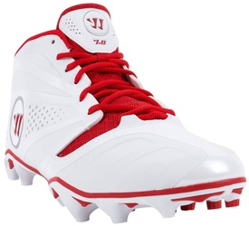 warrior-burn-7-0-mid-lacrosse-cleat-red-7