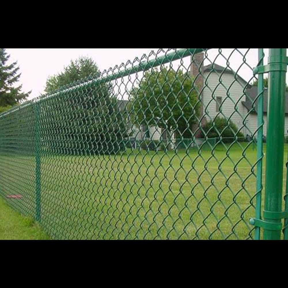 chain link fence installation instructions