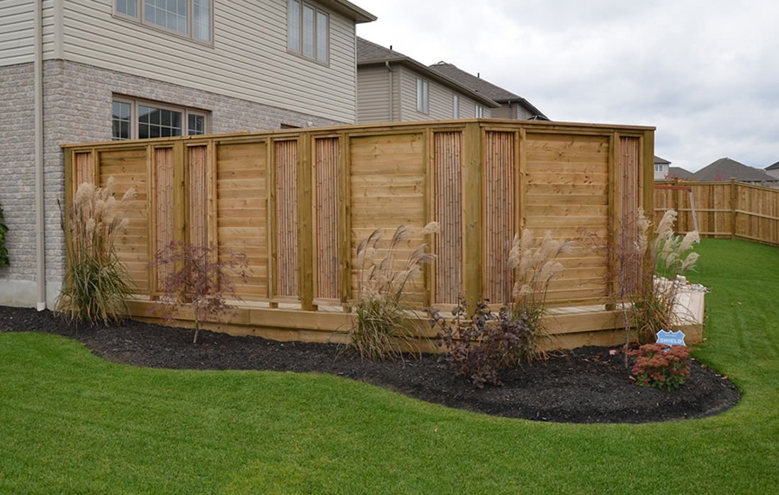 Backyard Fencing Design Ideas - New Trend Fencing