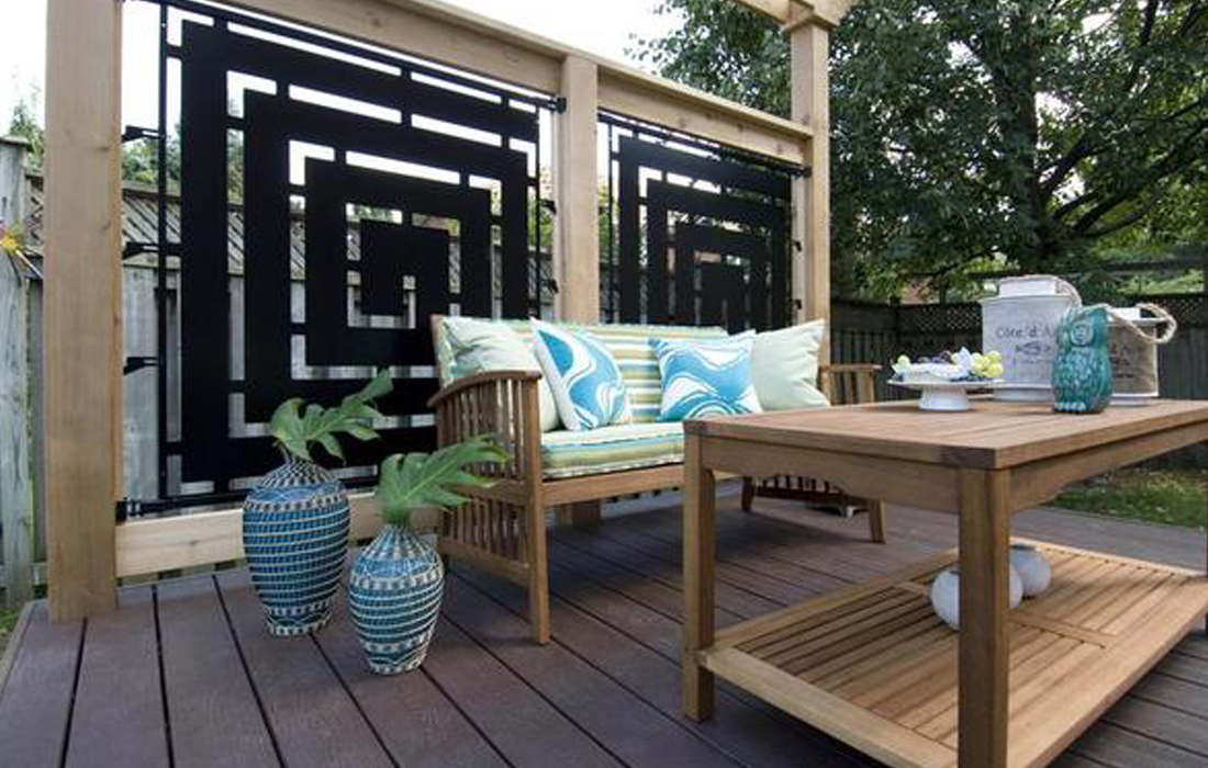 Backyard Fencing Design Ideas   New Trend Fencing