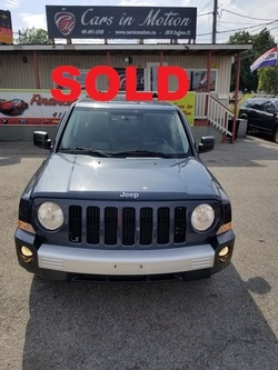 2007 JEEP PATRIOT LIMITED  ---SOLD---SOLD---