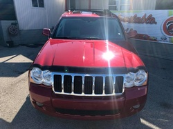 2010 Jeep Grand Cherokee Limited 4WD|Rev Cam|Navi|Accident Free!