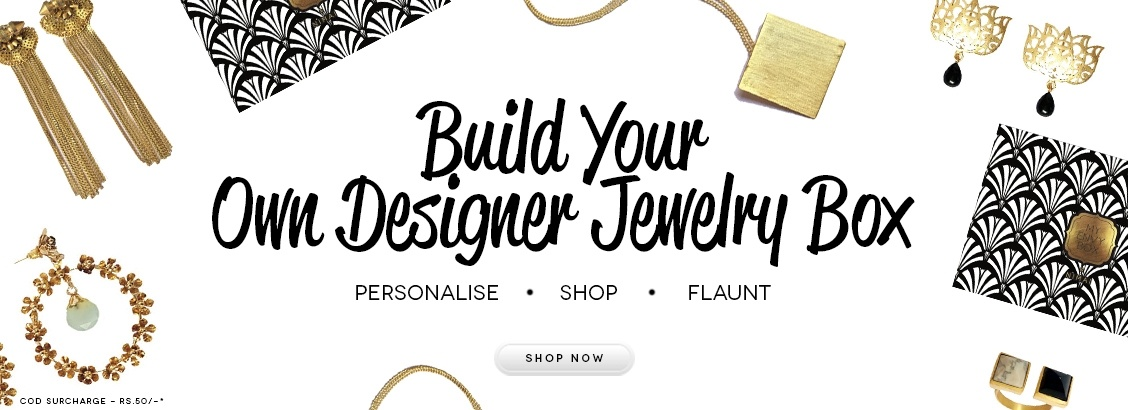Build your own designer jewelry box