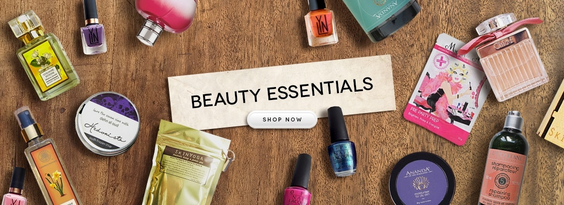 Beauty Essentials -Shop now!
