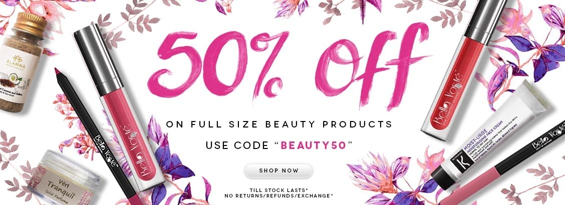 Beauty Sale