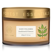 Forest Essentials - Body Polisher Sandalwood & Turmeric