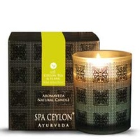 Spa ceylone - Ceylon Tea and Ylang Home Aroma Blend Natural Candle