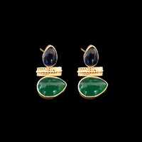 Eesha Zaveri - Vintage Chic Earrings