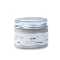 Neemli Naturals - Mango Butter & Walnut Body Scrub