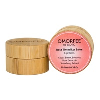 Omorfee - ROSE' TINTED LIP SALVE