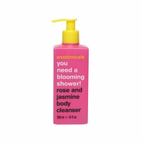 Anatomicals - Rose and Jasmie Body Cleanser