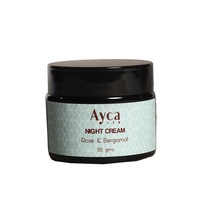 Ayca - Rose & Bergamot Night Cream