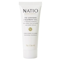 Natio - Aromatherapy Eye Contour Wrinkle Cream