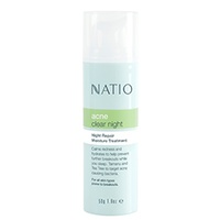 Natio - Acne Night  Repair Moisture Treatment