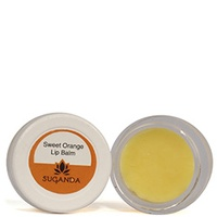 Suganda - Sweet Orange Lip Balm