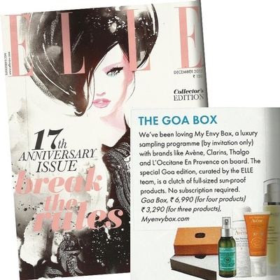The Goa Box ELLE India