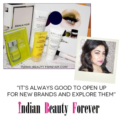 Indian Beauty Forever<br/> Beauty Blog <br/>   <br/>