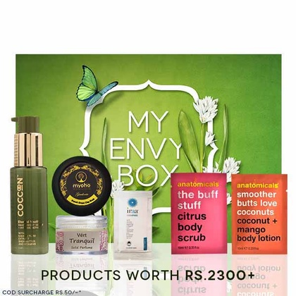 myenvybox - Luxury Beauty Box- 1 Month (July)
