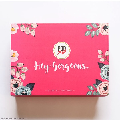myenvybox - POPXO Limited Edition Beauty Box - 1 month