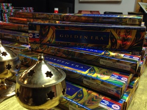 Regular Price $3.95 - Nag Champa-Golden Era *New* 15gm box