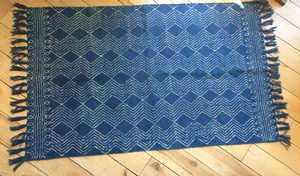 MORNINGSTAR - Rug- Mat Size-100% Cotton -41 long by 23 inches