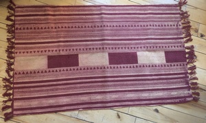 MORNINGSTAR - Rug- Mat Size-100% Cotton -41 long by 23 inches-3