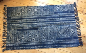 MORNINGSTAR - Rug- Mat Size- 100% Cotton 41 long by 23 short inch size