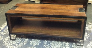 MORNINGSTAR - Tv Unit or Coffee Table-43w by 17.5d by 18h