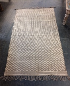 MORNINGSTAR - Rug-Tight Weave-- 100% Cotton- 3ft by 62inch