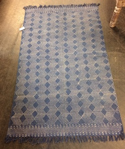 MORNINGSTAR - Rug-Tight Weave- 100% Cotton- 3ft by 62inch