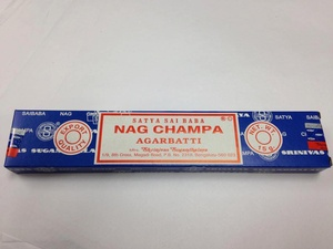 MORNINGSTAR - Nag Champa Blue- 40gm Size