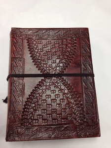 Regular Price $16.95 - Leather Notebook