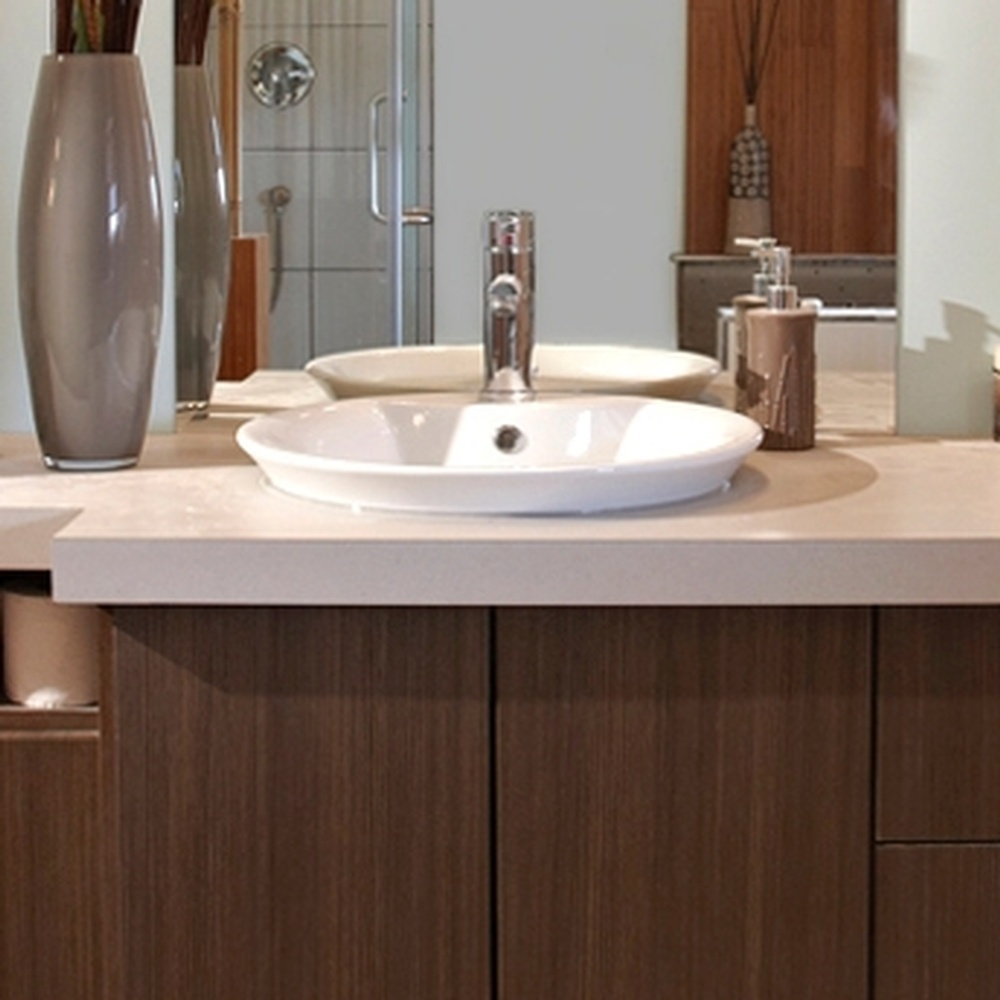 BFD Rona   Products   DIY   INSTALL A DROP-IN BATHROOM SINK