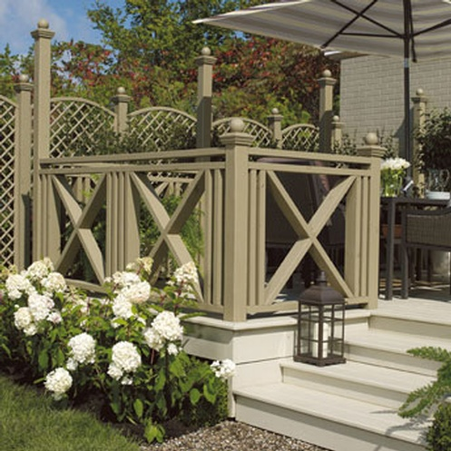 Paint-outdoor-wood-deck-fence-railing