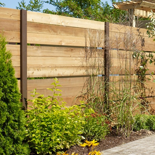Cedar-fence-open-panels